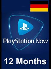 PS Now 12 Monat (Deutschland)