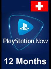 PS Now 12 Monat (Schweiz)