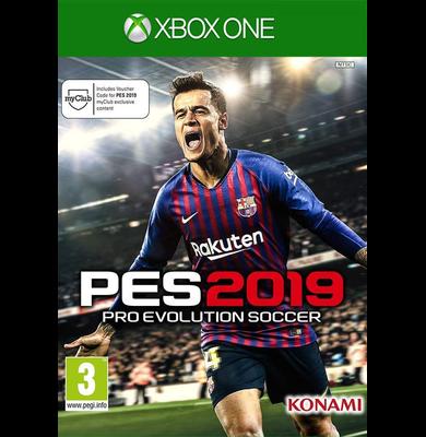 Pro Evolution Soccer (PES) 2019 (Xbox One)