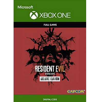 Resident Evil 7 - Biohazard - Deluxe Edition (Xbox One)