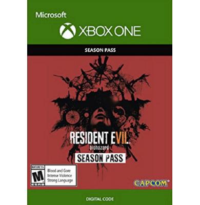 Resident Evil 7 - Biohazard Season Pass (Xbox One)