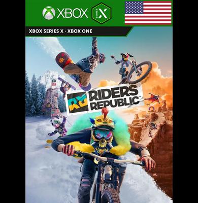 Riders Republic (USA) (Xbox Series X)