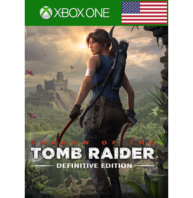 Shadow of the Tomb Raider: Definitive Edition (USA) (Xbox One)