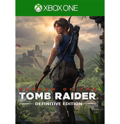 Shadow of the Tomb Raider: Definitive Edition (Xbox One)