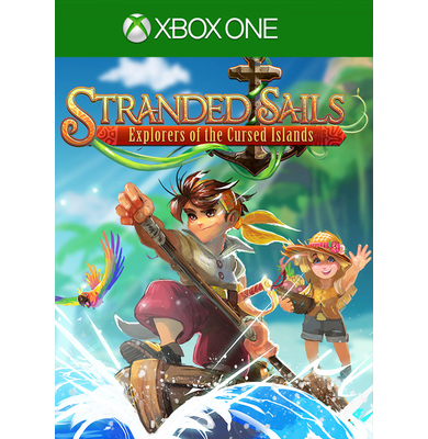 Stranded Sails - Explorers of the Cursed Islands (Xbox One)