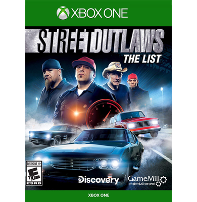 Street Outlaws: The List (Xbox One)