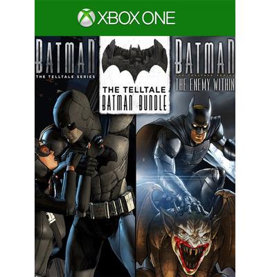 The Telltale Batman Bundle (Xbox One)
