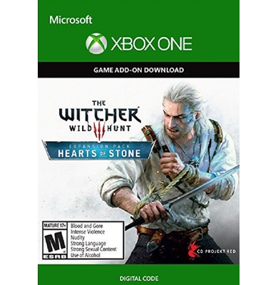 The Witcher 3: Wild Hunt - Hearts of Stone (Xbox One)