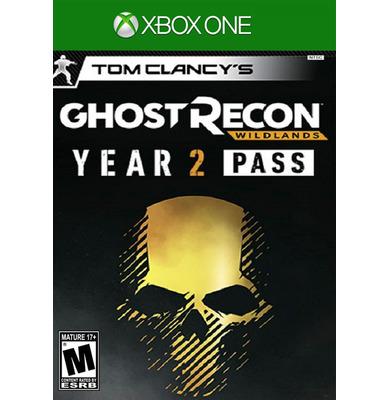Tom Clancy's Ghost Recon Wildlands Season Pass Year 2 (Xbox One)