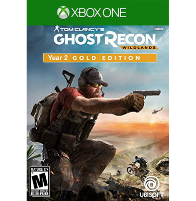 Tom Clancy's Ghost Recon Wildlands - Year 2 Gold Edition (Xbox One)