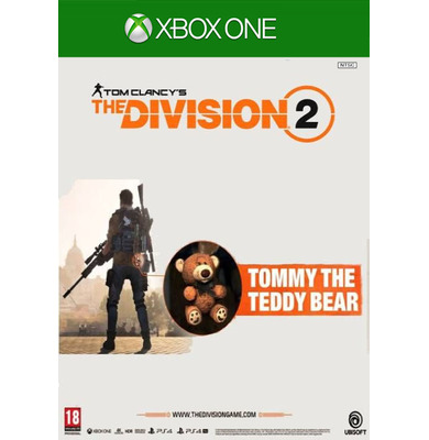 Tom Clancy's: The Division 2 - Tommy the Teddy Bear (Xbox One)