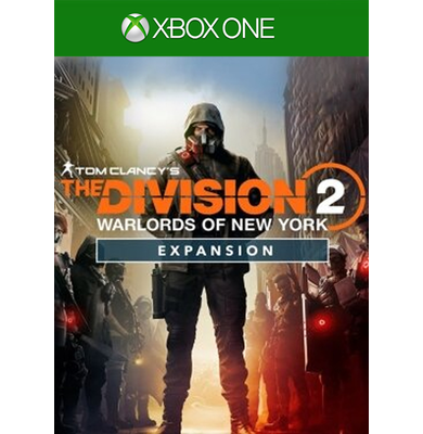 Tom Clancy's The Division 2 - Warlords of New York (DLC) (Xbox One)
