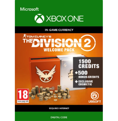 Tom Clancy's: The Division 2 - Welcome Pack  (Xbox One)