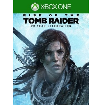 Rise of the Tomb Raider - 20 Year Celebration (Xbox One)