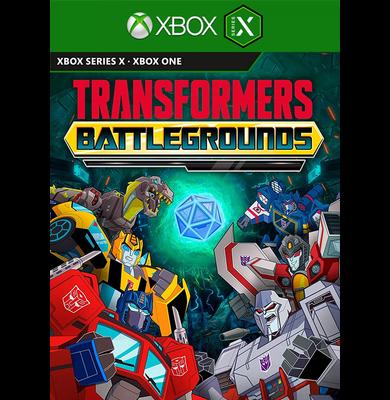 Transformers: Battlegrounds (Xbox One / Series X)