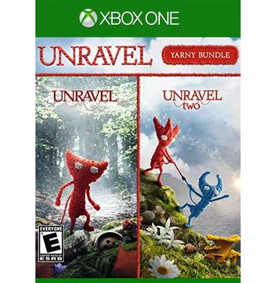 Unravel Yarny Bundle (Xbox One)