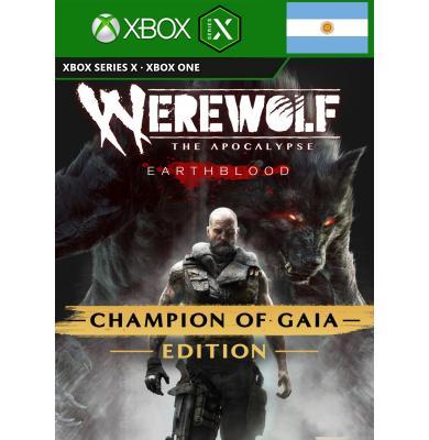 Werewolf: The Apocalypse - Earthblood Gaia Edition (Argentina) (Xbox Series X)