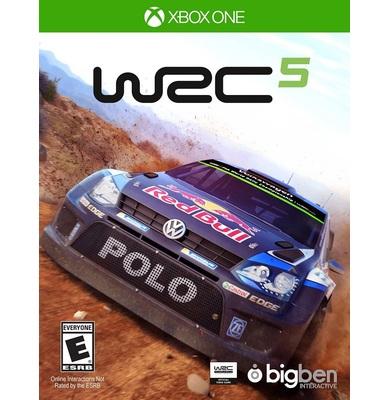 WRC 5 FIA World Rally Championship (Xbox One)