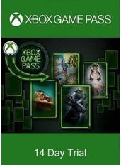 Xbox Game Pass 14 Tage Testmitgliedschaften