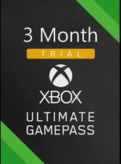 Xbox Game Pass Ultimate 3 Monate Probezit
