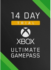 Xbox Game Pass Ultimate 14 Tage Testmitgliedschaften
