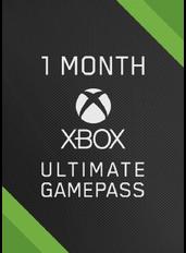 Xbox Game Pass Ultimate 1 Monat
