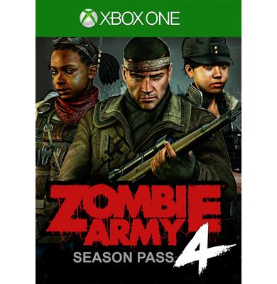Zombie Army 4: Season Pass (Xbox One)
